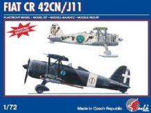 Pavla 72058 Model Kit 1/72 Fiat CR 42CN/J11